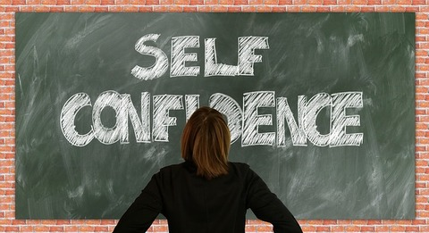 It's just not right for you to have low self-confidence when you can do so much to boost it!